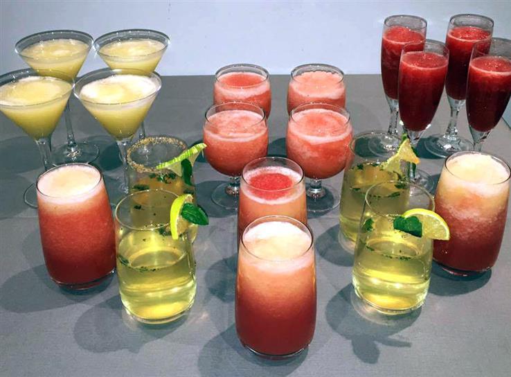 Alkoholfrie drinker