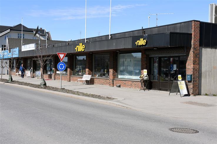 Nille-kjeden avvikler butikken på Lena fra utgangen av juli.