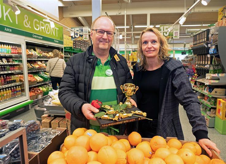 Kapp trenger et bedre servicetilbud, konstaterer ordfører Guri Bråthen, som er glad for at Svein Håvard Linnerud har kommet et langt skritt videre.