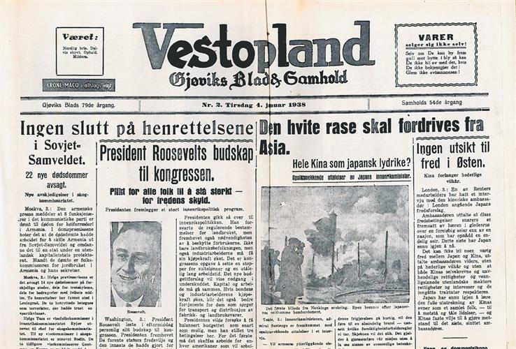 Vestopland