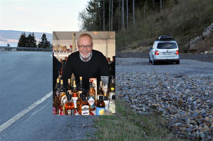 Det har gått en formell henvendelse fra Hveem aquavitnytarlag, her representert ved preses Per Y. Steinsholt (innfelt), om en mulig opprettelse av et taxfree-utsalg ved Torvfesta.